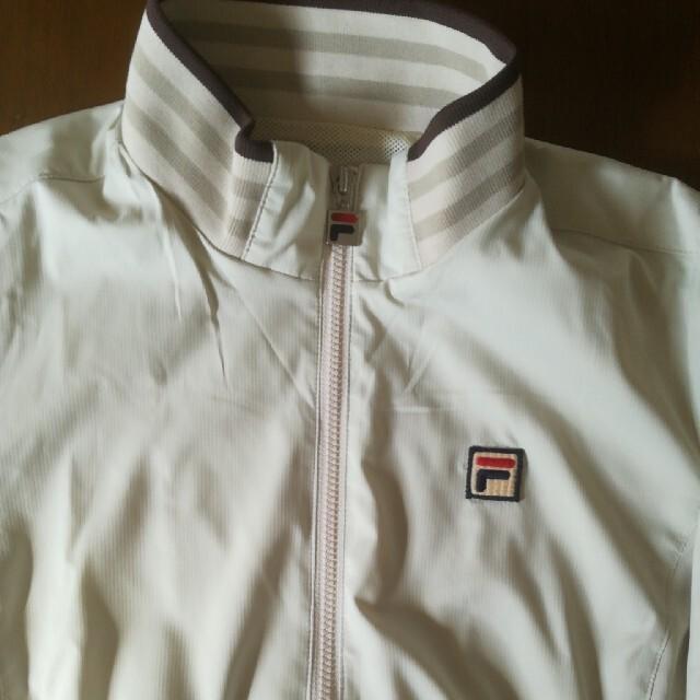 FILA(フィラ)のFILA ウィンドブレイカー ✾レディースM サイズ レディースのジャケット/アウター(ナイロンジャケット)の商品写真
