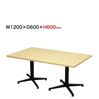 送料込み!ダイニングローテーブル カフェ、店舗什器(ローテーブル)