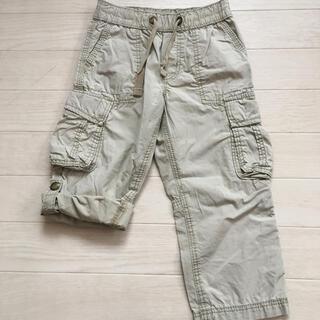 エイチアンドエム(H&M)のキッズ100  2way ハーフパンツ カーゴパンツ(パンツ/スパッツ)