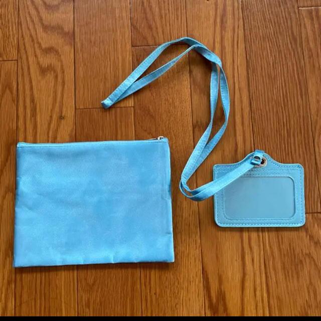 WEDGWOOD(ウェッジウッド)の【WEDGWOOD】万能ポーチ×パスケース 2点セット レディースのファッション小物(ポーチ)の商品写真