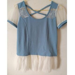 スピンズ(SPINNS)のトップス(Tシャツ(半袖/袖なし))