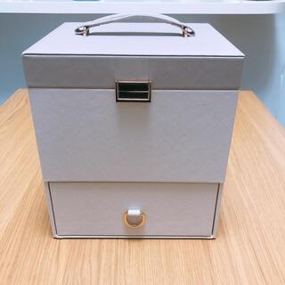 フランフラン(Francfranc)のFrancfranc コスメボックス 収納ボックス(メイクボックス)