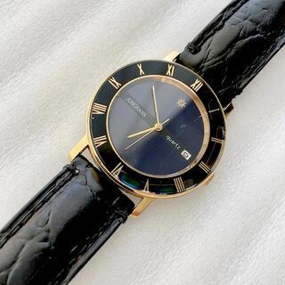 ユンハンス(JUNGHANS)のJUNGHANS ユンハンス メンズクォーツ腕時計 稼動品(腕時計(アナログ))