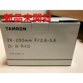 TAMRON - タムロン a071  28-200mm F/2.8-5.6 Di III RXD