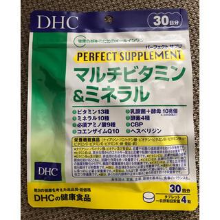 DHC - DHC マルチビタミン&ミネラル 30日分