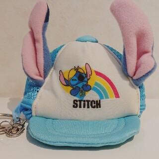 スティッチ(STITCH)のスティッチ【キャップ型キーホルダー】✱ポーチ✱(キーホルダー)