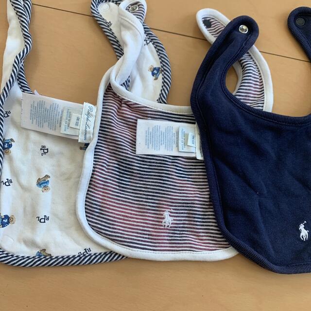 Ralph Lauren(ラルフローレン)のラルフローレンロンパース キッズ/ベビー/マタニティのベビー服(~85cm)(ロンパース)の商品写真