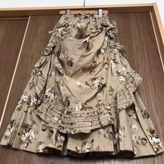 カネコイサオ(KANEKO ISAO)の☆ワンダフルワールド スカート(ロングスカート)