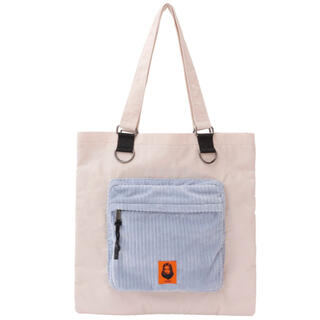 X-girl - エックスガール FACE PATCH TOTE BAG