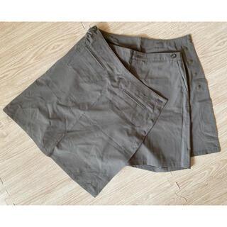 phenix フェニックス 巻きスカート付きパンツ Lサイズ