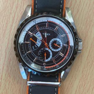 タイメックス(TIMEX)のタイメックス レトログラード 電池新品 クリーニング消毒(腕時計(アナログ))