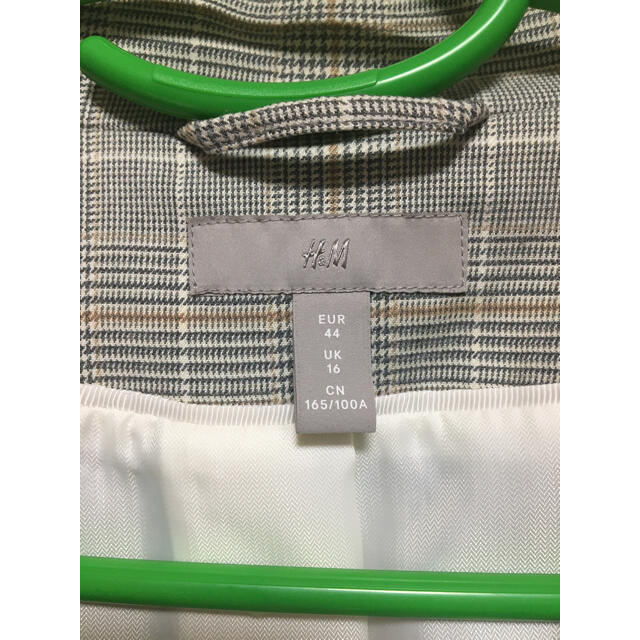 H&M(エイチアンドエム)のH&M テーラードジャケット レディースのジャケット/アウター(テーラードジャケット)の商品写真