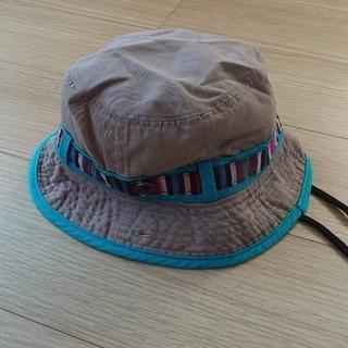 motherways - 帽子 サファリハット 52cm マザウェイズ キッズ