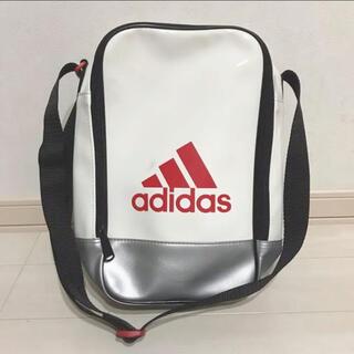 adidas - adidas アディダス エナメル ショルダーバッグ