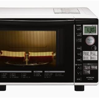 日立 - 日立オーブンレンジ 18L ターンテーブル トーストオート機能MRO-RT5 W