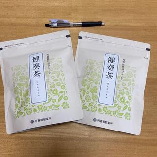 ドモホルンリンクル(ドモホルンリンクル)のドモホルンリンクル 健奏茶 再春館特別ブレンド 1.5g40包入×2袋 送料込み(健康茶)