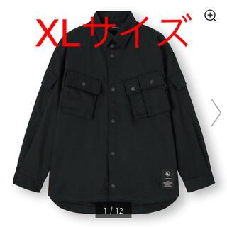 UNDERCOVER - GU アンダーカバー ミリタリージャケット XL