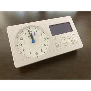 セイコー(SEIKO)のSEIKO 学習用置き時計 スタディタイム BC408W(置時計)