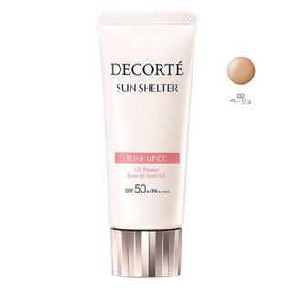 COSME DECORTE - 新品未開封 コスメデコルテ サンシェルター トーンアップCC 02