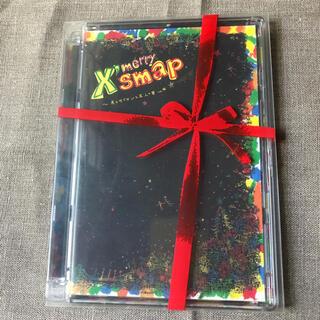スマップ(SMAP)のSMAP DVD  Merry Xmap ~虎とライオンと五人の男~(TVドラマ)