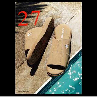 コンバース(CONVERSE)の27 converse addict サンダル one star sandal(サンダル)