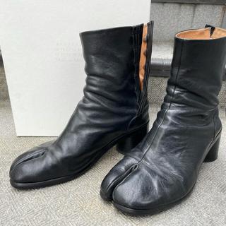 Maison Martin Margiela - margiela足袋ブーツ ヒール6センチ サイズ41