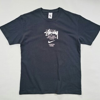 ステューシー(STUSSY)のNIKE stussy ナイキ ステューシー Tシャツ NRG TEE(Tシャツ/カットソー(半袖/袖なし))