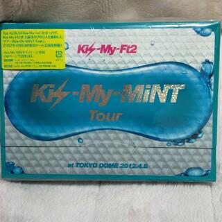 キスマイフットツー(Kis-My-Ft2)のKis-My-MiNT Tour at 東京ドーム 2012.4.8(初回生産限(ミュージック)