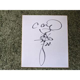 ヒロシマトウヨウカープ(広島東洋カープ)の広島 カープ 直筆 サイン 色紙 #33 江藤 智 ② CARP(その他)
