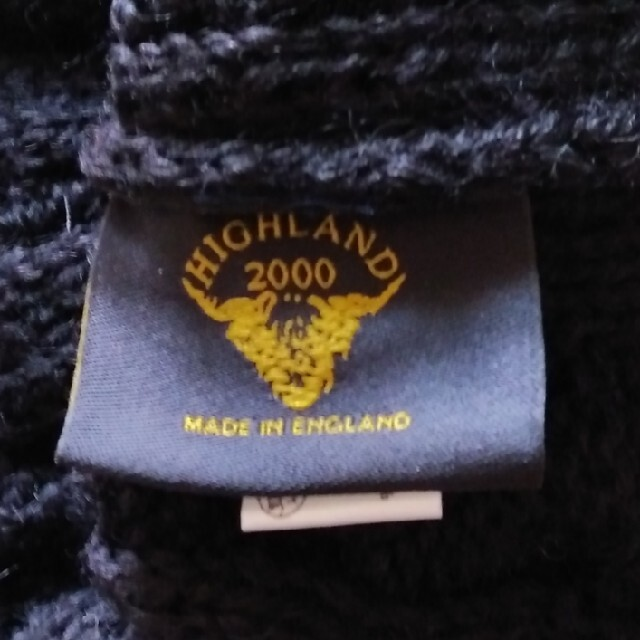 ROSE BUD(ローズバッド)のHIGHLAND2000♡ニット帽 レディースの帽子(ニット帽/ビーニー)の商品写真