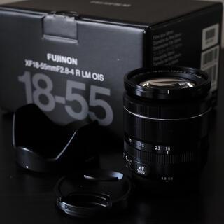富士フイルム - xf18-55mm f2.8-4 r lm ois(値下げ)