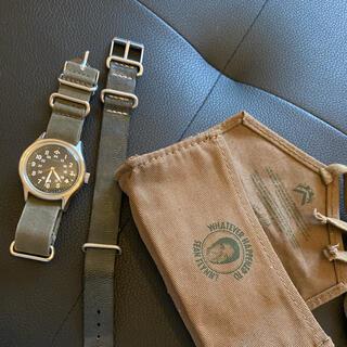 タイメックス(TIMEX)のNIGEL CABOURN  × TIMEX NAM WATCH(腕時計(アナログ))