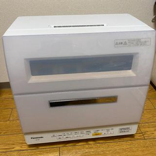 Panasonic - Panasonic エコナビ 食器洗い乾燥機 NP-TR8-W 食器洗浄機
