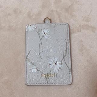 スナイデル(snidel)のスナイデル snidel  パスケース(名刺入れ/定期入れ)