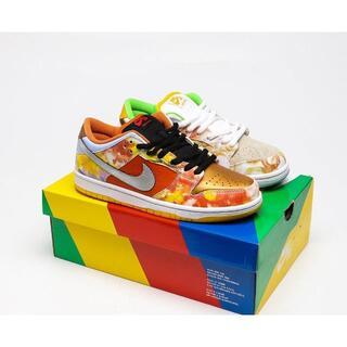 """Nike SB Dunk Low Pro QS""""Street Hawker""""(スニーカー)"""