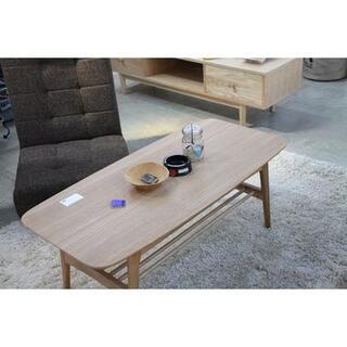 【送料無料・新品未使用】センターテーブル シンプル 北欧 1人暮らし 人気(ローテーブル)