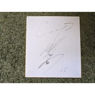 ヒロシマトウヨウカープ(広島東洋カープ)の広島 カープ 直筆 サイン 色紙 #55 仁平 馨 CARP(その他)