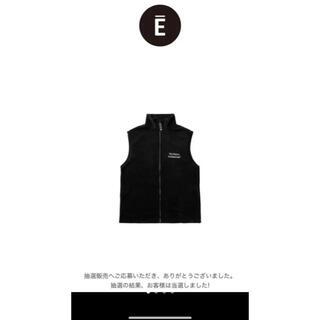 1LDK SELECT - 【ennoy】 professional FLEECE VEST XL