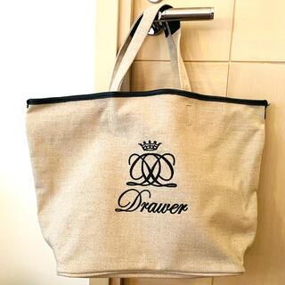 Drawer - ★未使用★ Drawer ドゥロワー ノベルティ トートバッグ