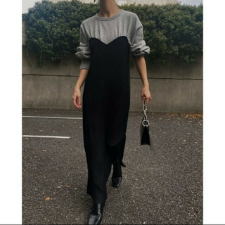 Ameri VINTAGE - AMERIVINTAGE SWEAT KNIT DRESS