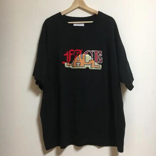 ファセッタズム(FACETASM)のfacetasm mix face big tee 19SS(Tシャツ/カットソー(半袖/袖なし))