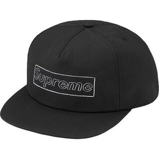 Supreme - ★Supreme★ KAWS Chalk Logo 5-Panel ブラック 黒