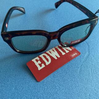 エドウィン(EDWIN)のpugtigger32'さん専用出品未使用EDWINエドウィンべっこうサングラス(サングラス/メガネ)