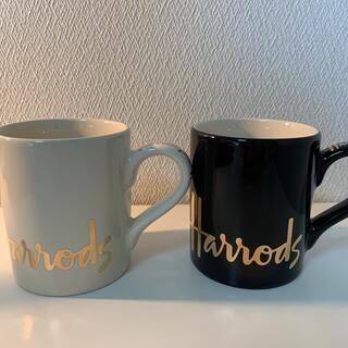ハロッズ(Harrods)のHARRODS マグカップ(グラス/カップ)