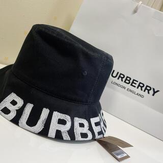 バーバリー(BURBERRY)のBURBERRY リバーシブル バケットハット(ハット)