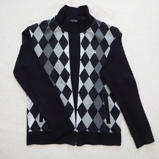 BURBERRY BLACK LABEL - BURBERRY BLACKLABEL セーター