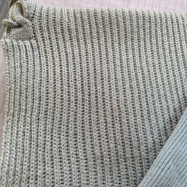 Ameri VINTAGE(アメリヴィンテージ)のAMERI VINTAGE マフラーニット レディースのトップス(ニット/セーター)の商品写真