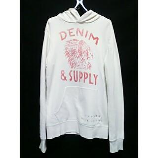 デニムアンドサプライラルフローレン(Denim & Supply Ralph Lauren)のデニム&サプライ パーカー 長袖 スウェット スエット トレーナー ラルフローレ(パーカー)