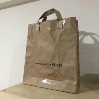 COMME des GARCONS - コムデギャルソンシャツ PVC トートバッグ