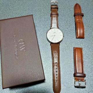 ダニエルウェリントン(Daniel Wellington)のダニエル・ウェリントン 腕時計 時計 DANIEL WELLINGTON DW(腕時計(アナログ))